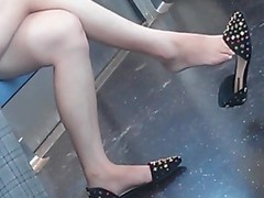 Feet Foot Fetish Juicy Train
