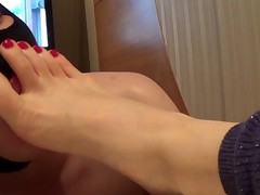 Amateur Close Up Feet Fetish Foot Fetish