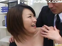 Babe Big Tits Dildo Japanese Korean