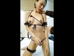 BDSM Chinese Cumshot Horny Hot