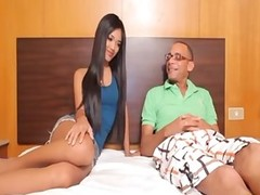 Big Cock Fuck Huge Cock Ladyboy Playing