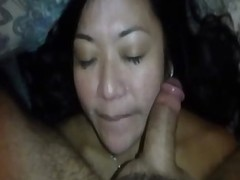 Cum Cumshot Indonesian Mouthful Student