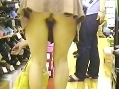 Amateur Japanese Really Skirt Upskirt